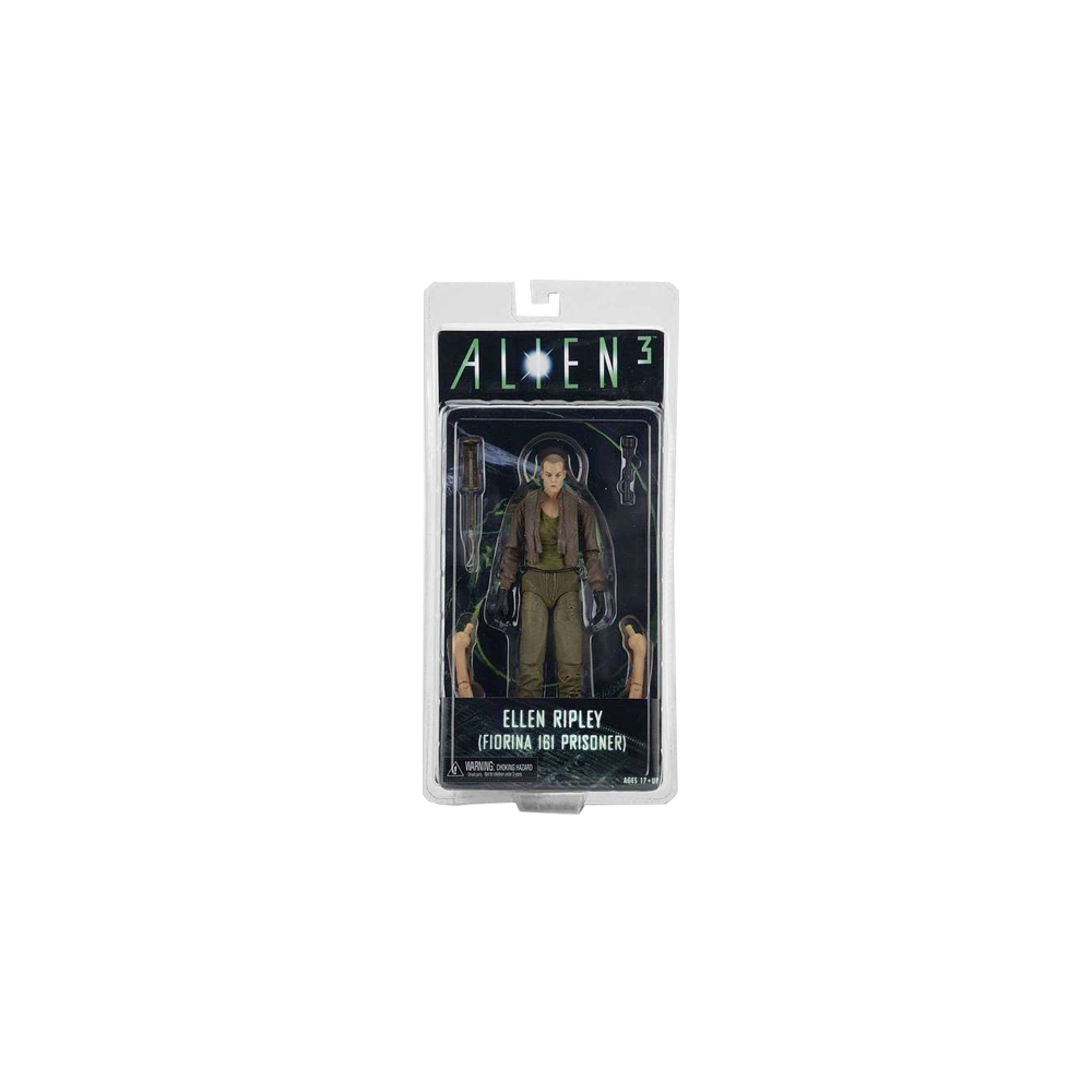 Aliens Series 8 Deluxe Action Figures - Alien 3 Ripley Bald Prisoner