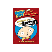 Family Guy: Mouth full of BLANKS