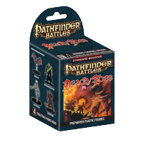 Pathfinder Battles: Deadly Foes Booster