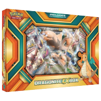 Pokemon Trading Card Game: Dragonite - EX Box