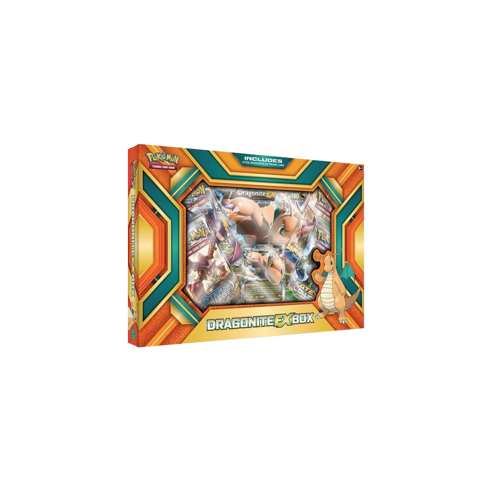 Pokemon Trading Card Game: Dragonite - EX Box