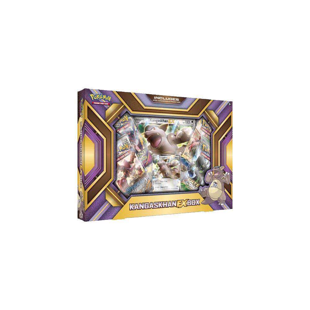 Pokemon Trading Card Game: Kangaskhan - EX Box