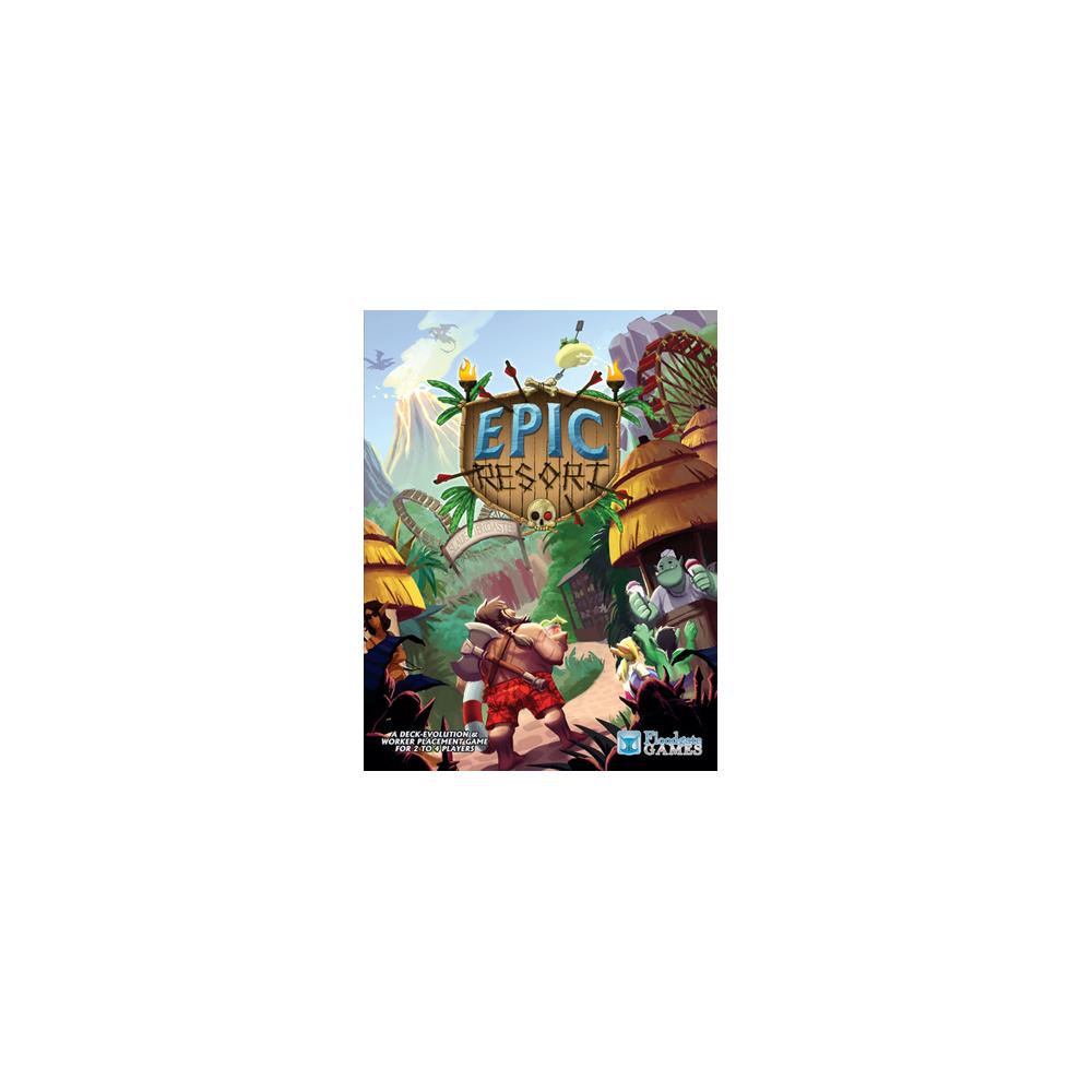 Epic Resort (ediția a doua)