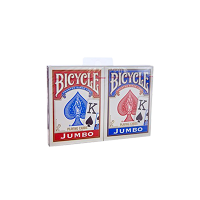 Bicycle 2 Pack Jumbo Playing Cards
