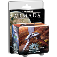 Star Wars: Armada – Imperial Fighter Squadrons II Expansion Pack