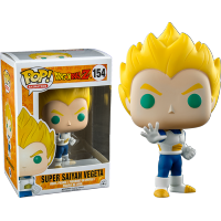 Funko Pop: Dragonball Z - Super Sayian Vegeta