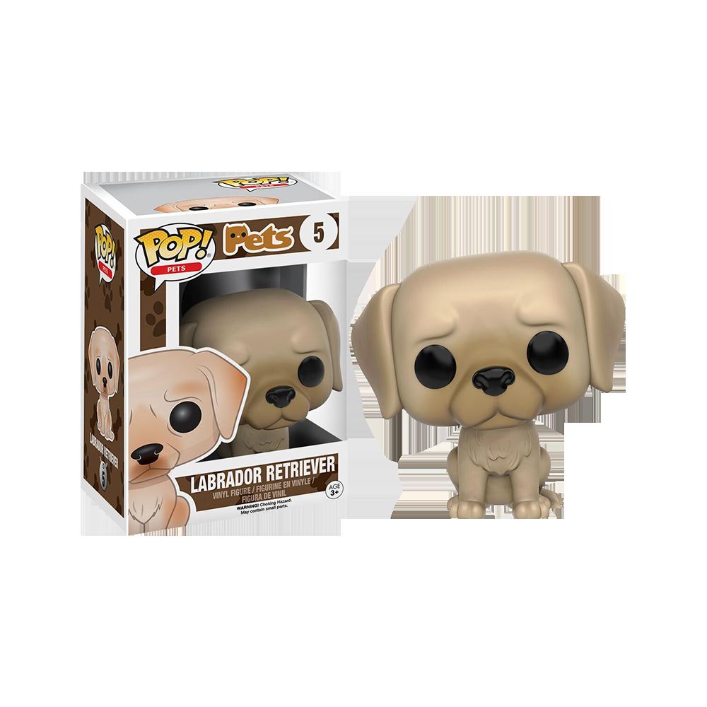 Funko Pop: Pets - Labrador Retriever