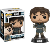 Funko Pop: Star Wars - Rogue One - Captain Cassian Andor
