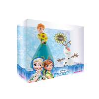 Frozen Fever - Gift Box with 2 Figures Anna & Olaf