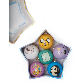 Adventure Time Ornaments Set of 6 Characters