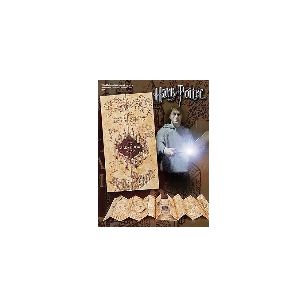 Harry Potter: Replica 1/1 Marauder´s Map