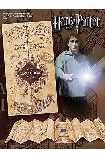Harry Potter: Replica 1/1 Marauder´s Map