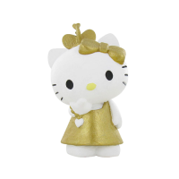 Hello Kitty: Mini Figure Hello Kitty Gold 6 cm