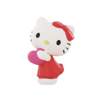 Hello Kitty: Mini Figure Hello Kitty Heart 6 cm