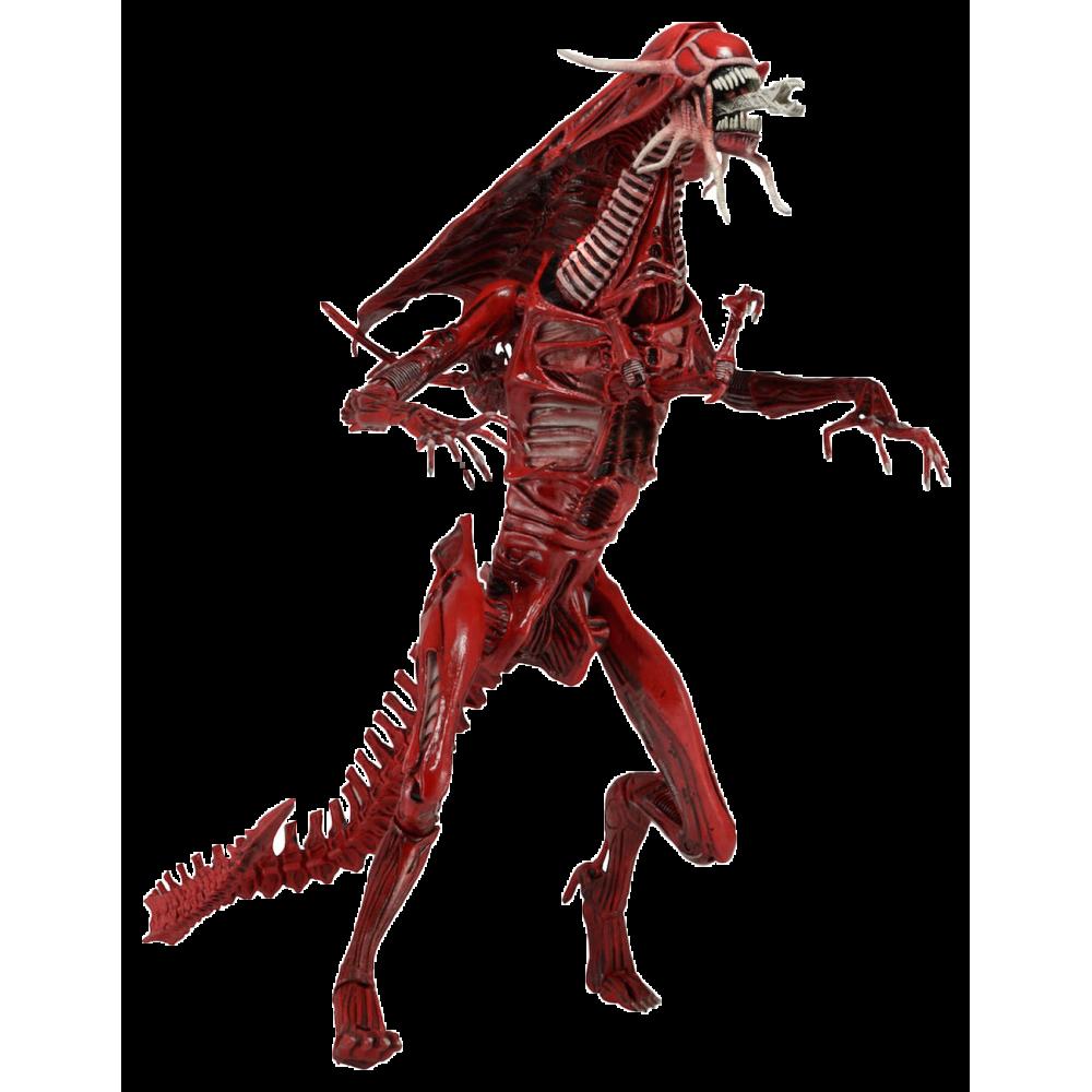 Aliens - Ultra Deluxe Action Figure Genocide Red Queen 38 cm