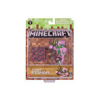 Minecraft: Action Figure Zombie Pigman 8 cm