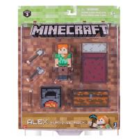 Minecraft: Action Figure Alex 8 cm