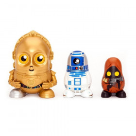 Star Wars Chubby Figures 1