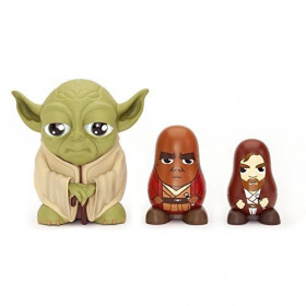 Star Wars Chubby Figures 3
