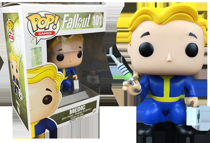 Funko Pop: Fallout - Medic Vault Boy