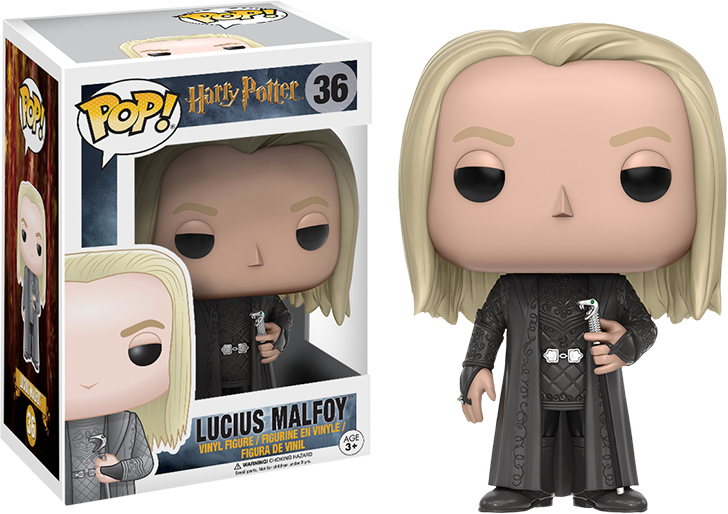 Funko Pop: Harry Potter - Lucius Malfoy