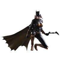 Play Arts Kai Action Figure: Batman Arkham Knight - Batgirl
