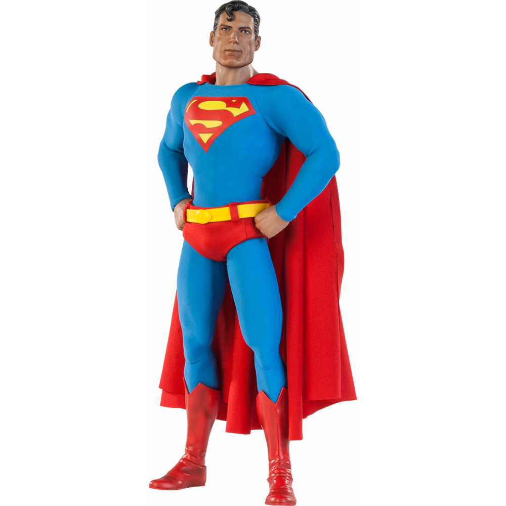 DC Comics Superman Comic Book Ver. 1/6 Action Figure