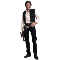 Star Wars: Movie Masterpiece Action figure 1/6 Han Solo 30 cm