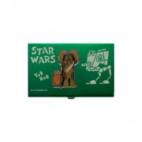 Business Card - Star Wars Saga - Chewbacca & Ewok