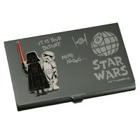 Business Card - Star Wars Saga - Darth Vader & Stormtrooper