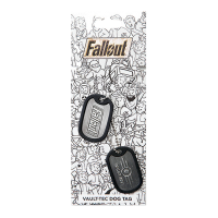 Fallout 4: Dog Tags VAULT-TEC