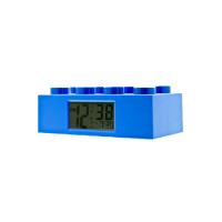 Lego: Ceas cu alarmă Lego Brick blue