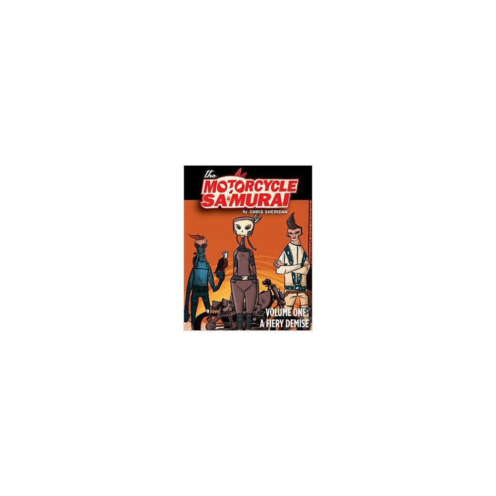 Motorcycle Samurai TP Vol 01