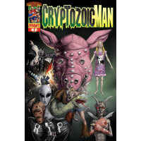 Cryptozoic Man TP Vol 01