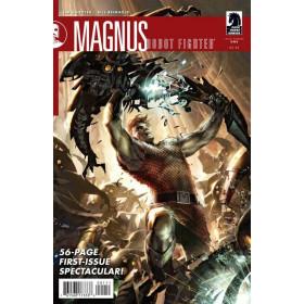 Magnus Robot Fighter: Metal Mob TP Vol 01