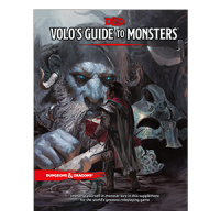 Dungeons & Dragons Core Rulebook: Volo's Guide to Monsters