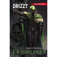 Dungeons & Dragons: Legend of Drizzt TP Vol 01 Homeland