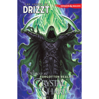 Dungeons & Dragons: Legend of Drizzt TP Vol 04 Crystal Shard