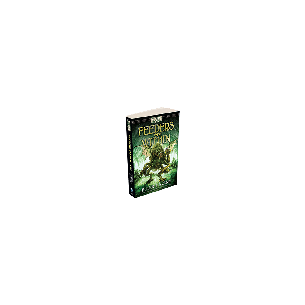 Arkham Novels - Feeders from Within