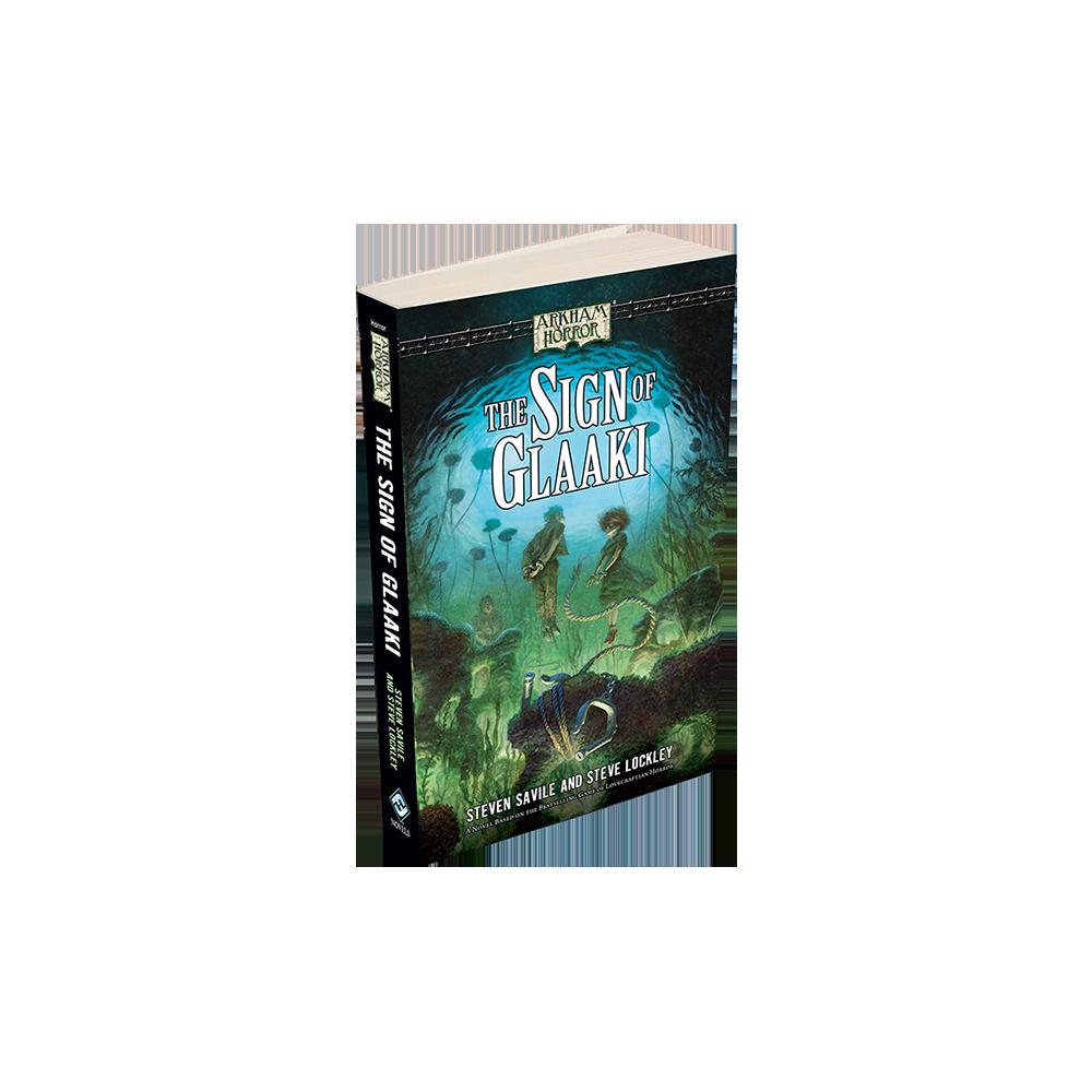 Arkham Novels - The Sign of Glaaki