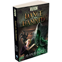 Arkham Novels - The Lord of Nightmares Trilogy - Dance of the Damned
