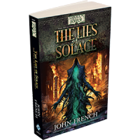 Arkham Novels - The Lord of Nightmares Trilogy - The Lies of Solace