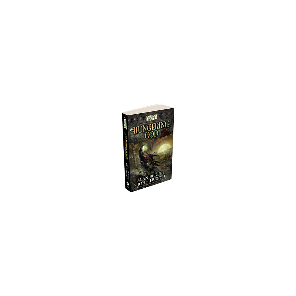 Arkham Novels - The Lord of Nightmares Trilogy - The Hungering God