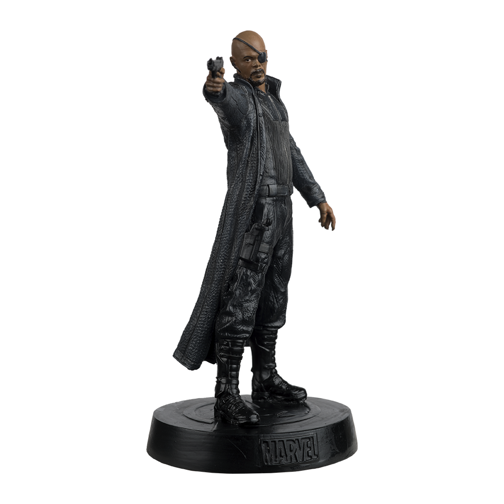 Marvel Movie Collection: Nick Fury