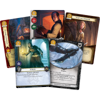 A Game of Thrones: The Card Game (ediția a doua) – Ghosts of Harrenhal