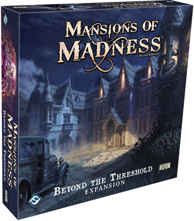 Mansions of Madness (ediţia a doua) – Beyond the Threshold
