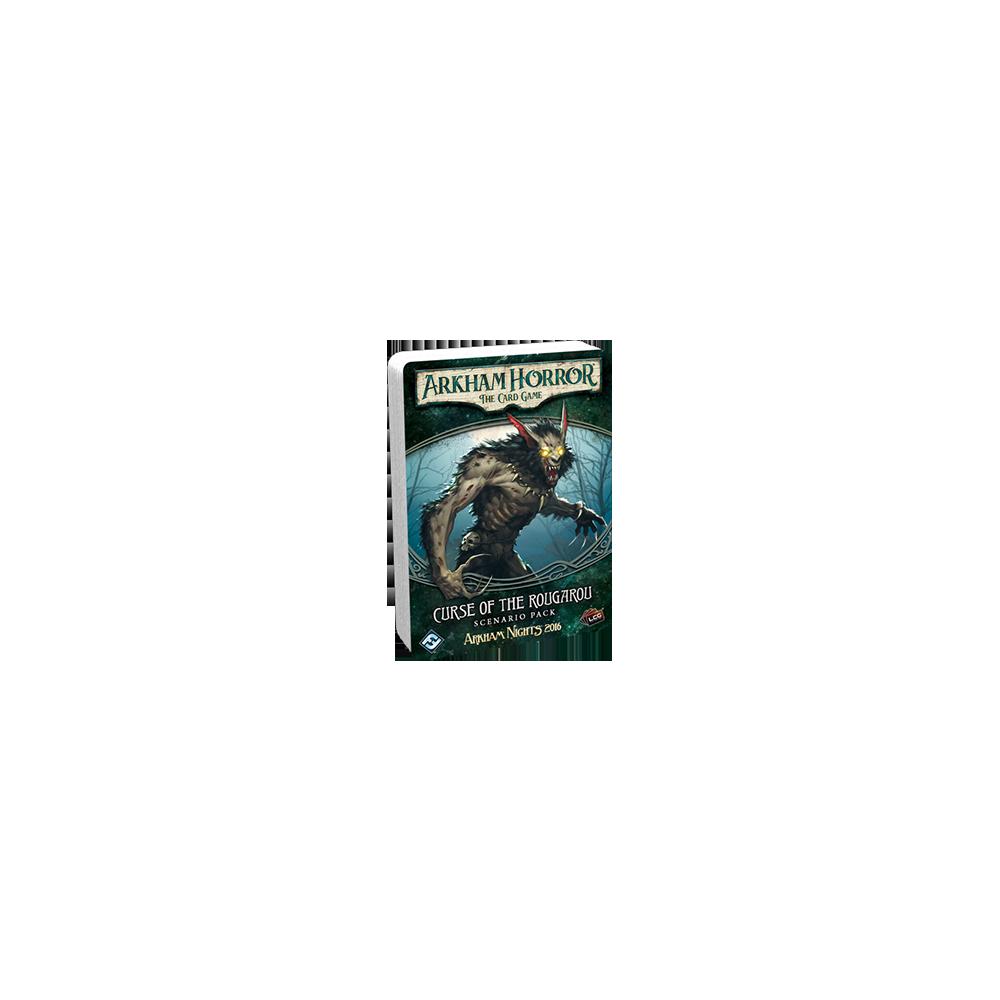 Arkham Horror The Card Game – Curse of the Rougarou Scenario Pack