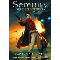 Serenity Vol 04: Leaves on Wind HC