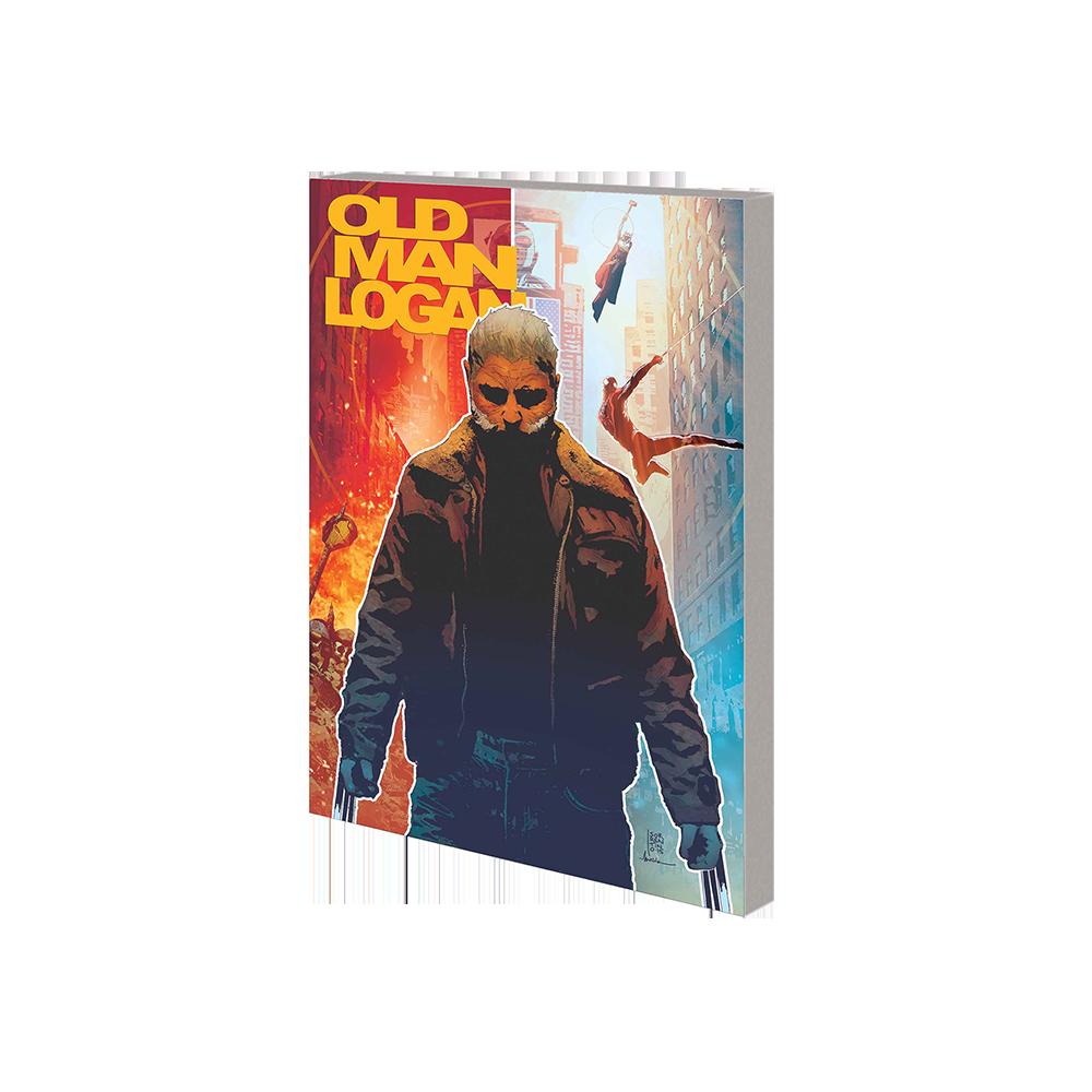 Wolverine Old Man Logan: Vol 01 Berzerker TP