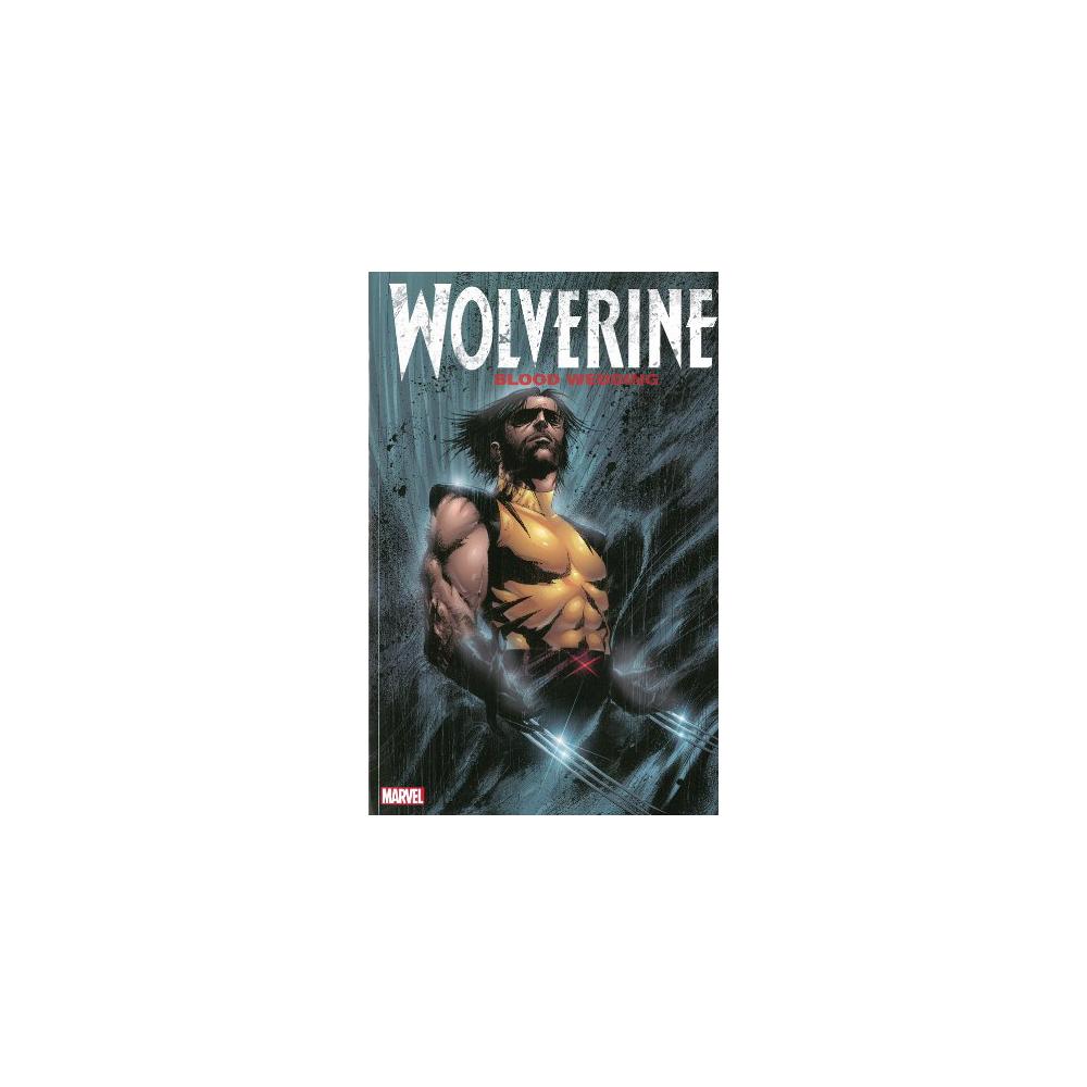 Wolverine Blood Wedding TP